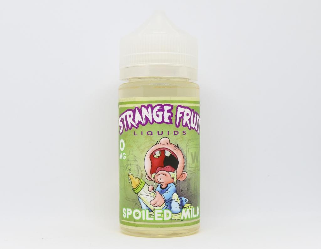Strange Fruit Spoiled Milk
