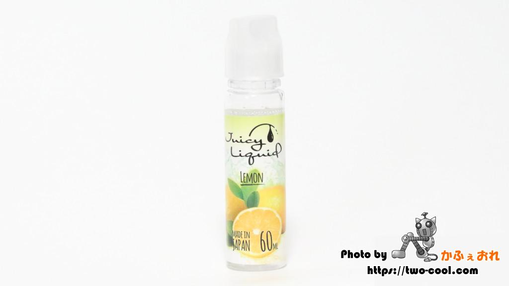 Juicy Liquid LEMON