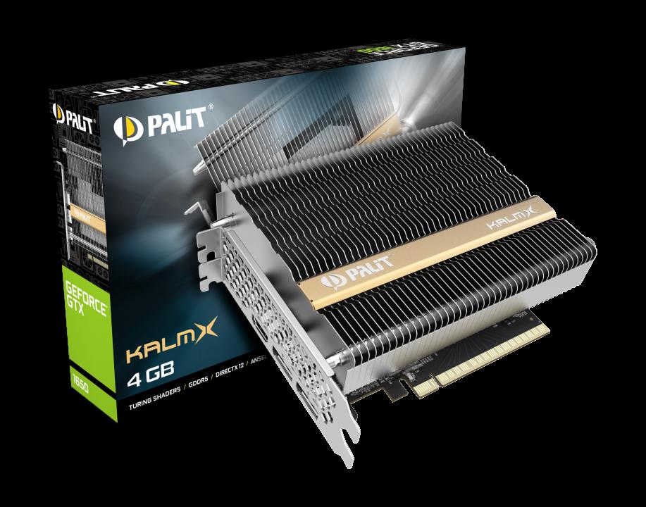 GeForce GTX 1650 KalmX